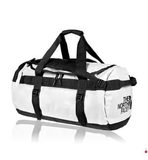 Duffel Bag Base Camp L 95L - Weiss