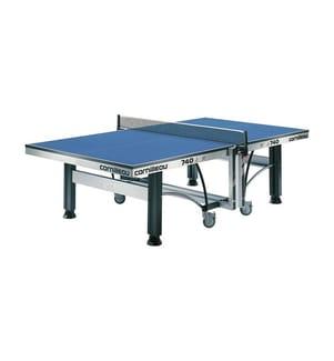 CORNILLEAU - Tischtennisplatte Competition 740 ITTF - Blau