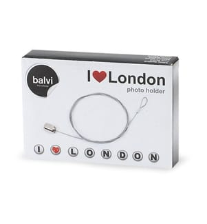 BALVI - Fotohalter London