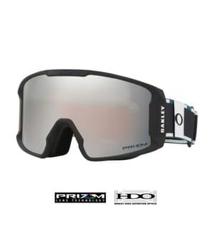 OAKLEY - Skibrille Line Miner™ XM Prizm™ - Schwarz