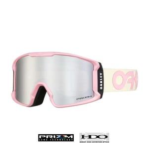 OAKLEY - Skibrille Line Miner™ XM Prizm™ Factory Pilot Progression - Hellrosa und Schwarz