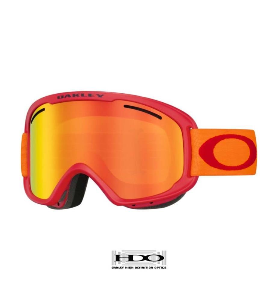 OAKLEY - Skibrille O Frame® 2.0 PRO XM - Rot