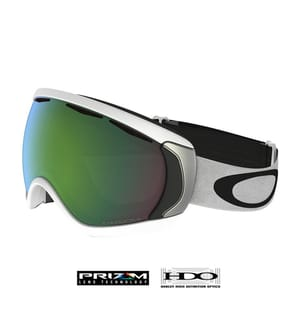 OAKLEY - Skibrille Canopy™ Prizm™ - Weiss
