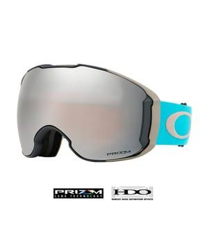 OAKLEY - Skibrille Airbrake® XL Prizm™ - Hellgrau und Dunkelgrau
