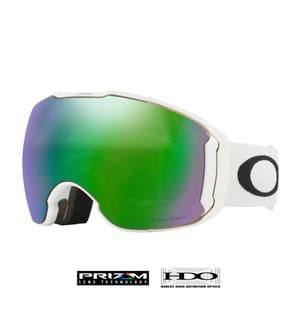 OAKLEY - Skibrille Airbrake® XL Prizm™ - Weiss