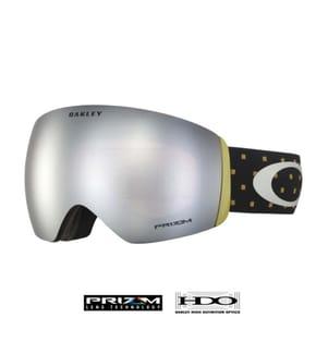 OAKLEY - Skibrille Flight Deck™ Prizm™ - Grau