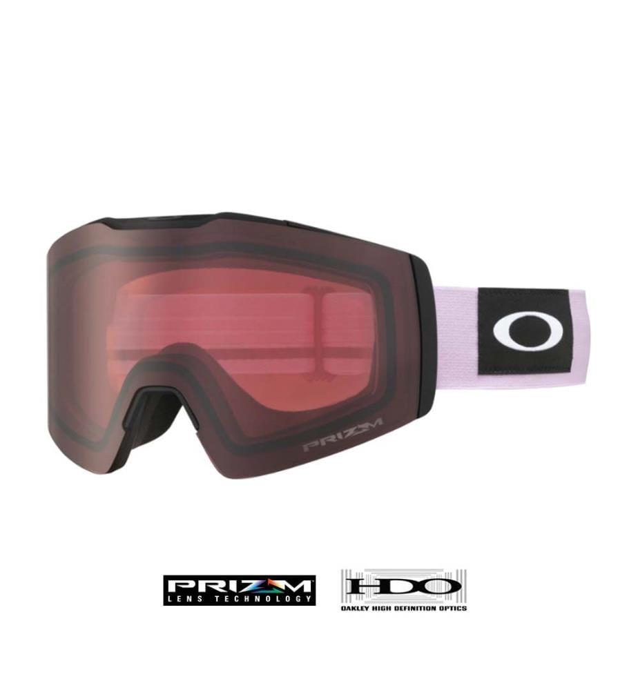 OAKLEY - Skibrille Fall Line XM Prizm™ - Schwarz
