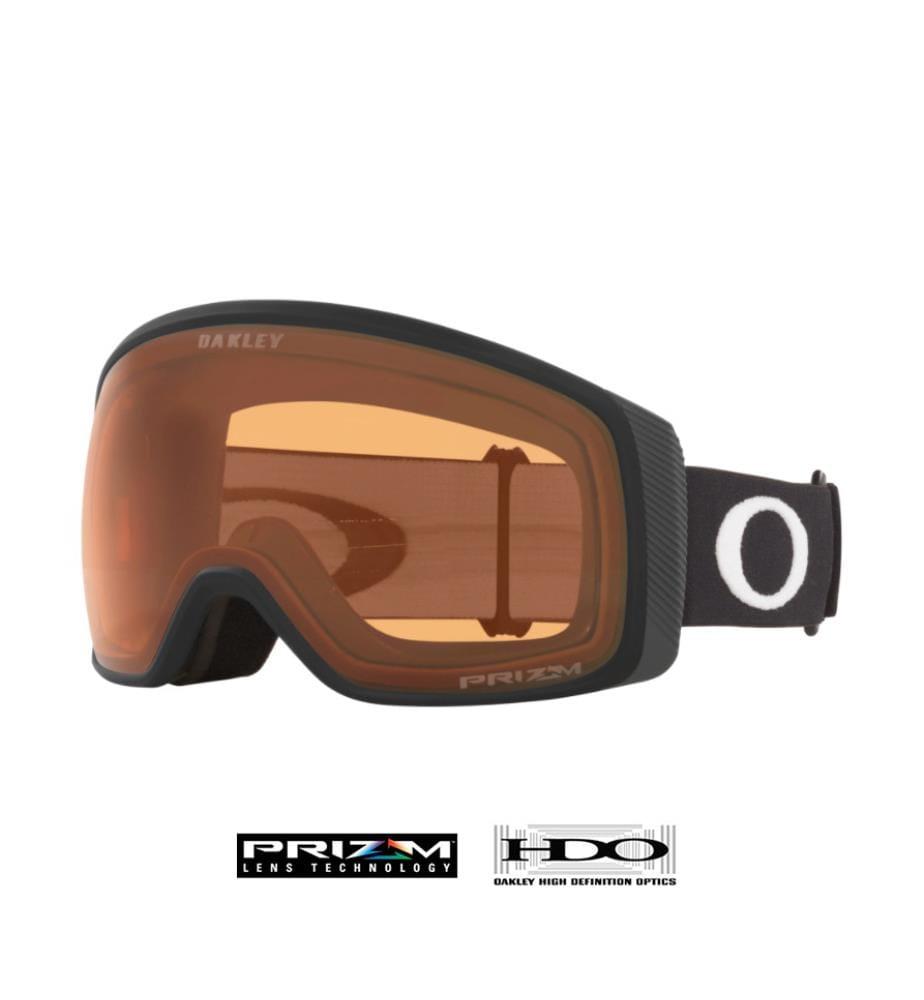 OAKLEY - Skibrille Flight Tracker XM - Schwarz