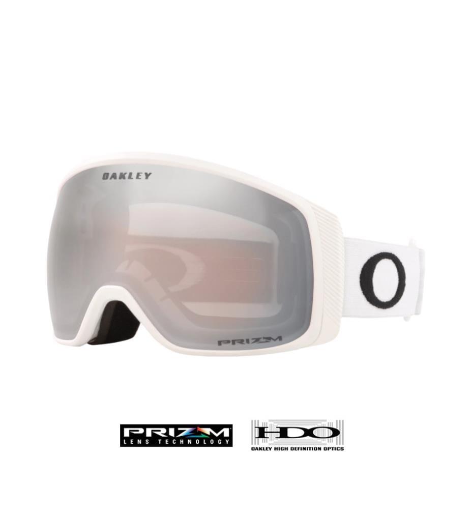 OAKLEY - Skibrille Flight Tracker XM - Weiss