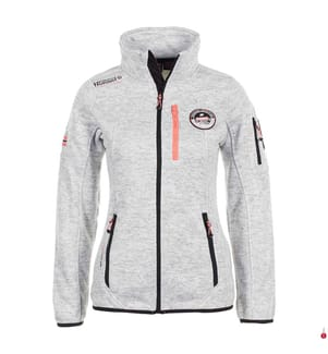 Gilet Geographical Norway Trincesse Weiss