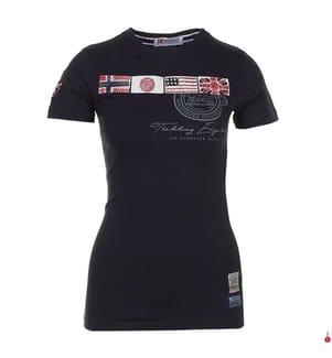 T-Shirt Jorama - Marinblau