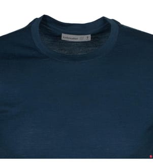 T-Shirt Merino Tech Lite - Dunkelblau