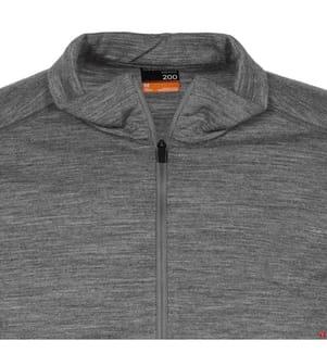 Langarmshirt 200 Oasis LS - Grau