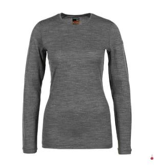 T-Shirt Merino 200 Oasis - Grau