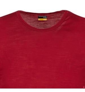 Langarmshirt Merino 175 Everyday - Rot