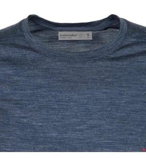 T-Shirt Cool-Lite Sphere - Blau