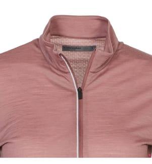 Langarmshirt Cool-Lite - Rosa