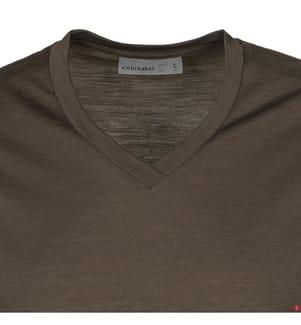 T-Shirt Cool-Lite Solace - Braun