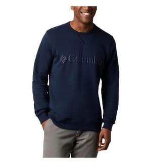 COLUMBIA - Logo Fleece Crew Pullover für Herren