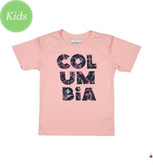 COLUMBIA - T-Shirt - Rosa