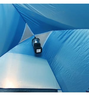 HIGH PEAK - Zelt Beaver 3, 180 x 200 x 120 cm - Blau