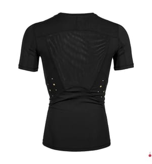 T-Shirt Performance Compression - Schwarz