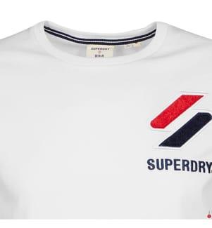 T-Shirt Sportstyle - Weiss