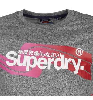 T-Shirt Classic Cali - Grau