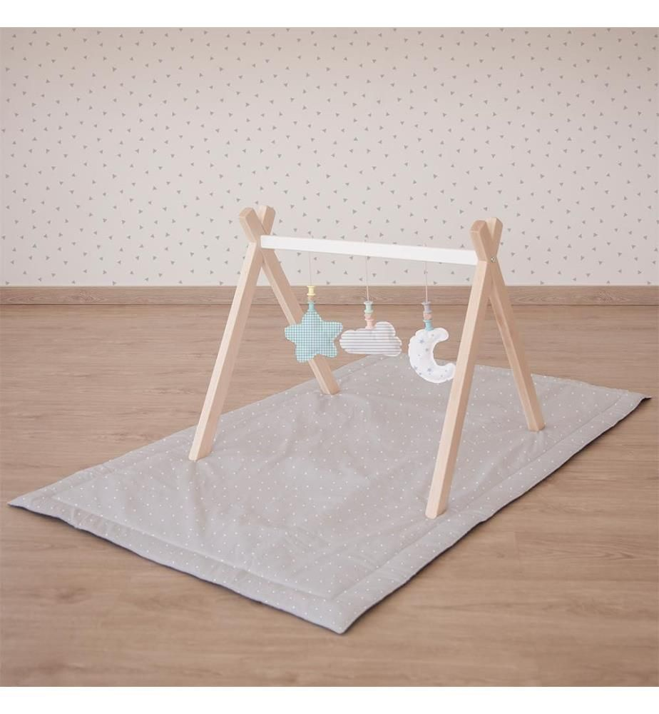 Spielbogen Montessori Mixto Cloé - Multicolor