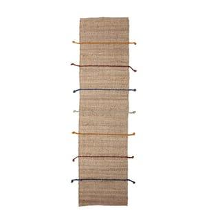 BLOOMINGVILLE - Teppich Clas - 200 x 50 cm und Gewicht: 2,1 kg