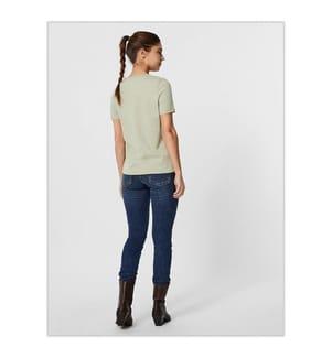 VERO MODA - T-Shirt - Seegrün