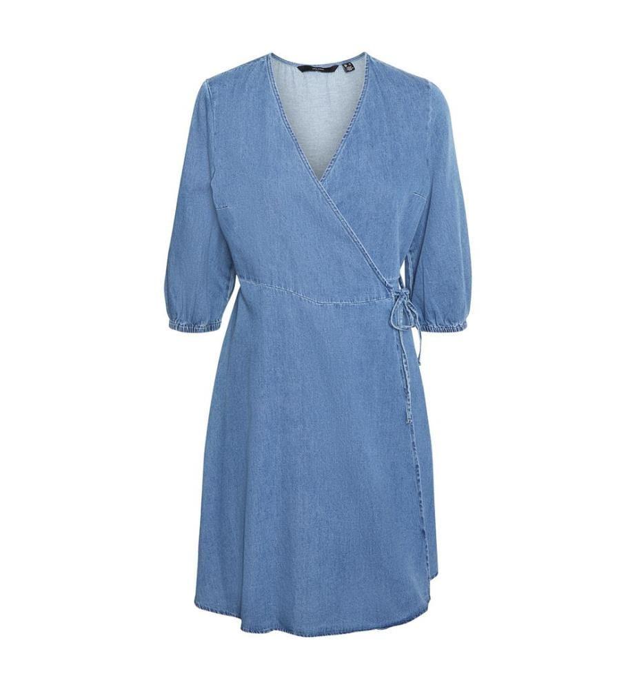 VERO MODA - Kleid Blau