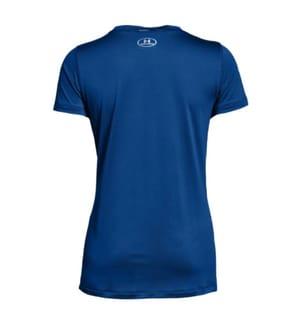 UNDER ARMOUR - T-Shirt Locker 2.0 Dunkelblau