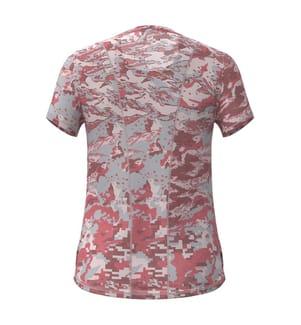 UNDER ARMOUR - T-Shirt Breeze Run, Multicolor