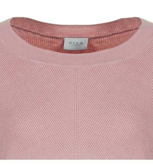 VILA CLOTHES - Pullover Sally - Rosa