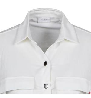 VILA CLOTHES - Kleid - Weiss