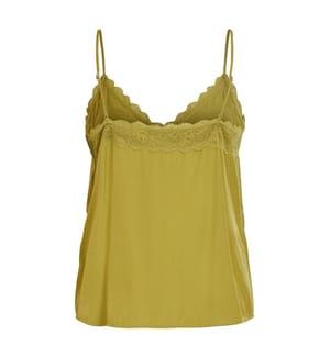 VILA CLOTHES - Achselshirt Estela - Grün