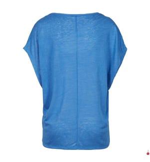 VILA CLOTHES - Top - Blau