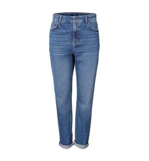 PIECES - Jeans Leah Blau