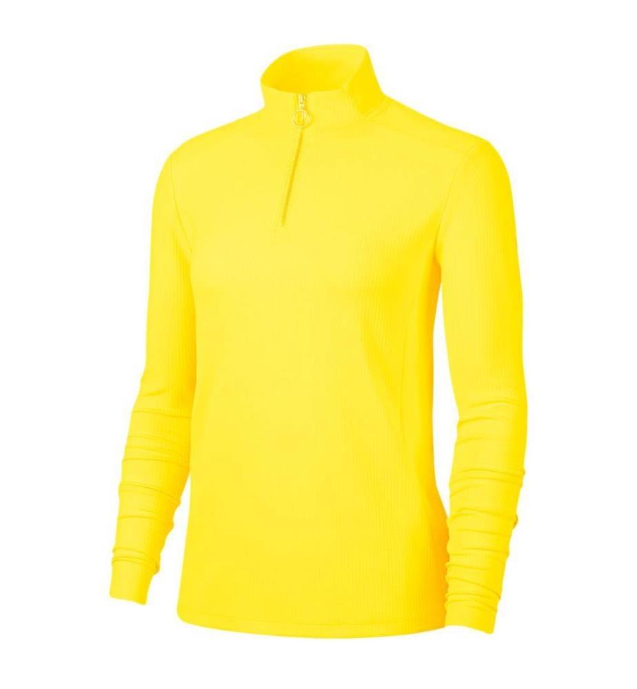 NIKE - Pullover Dry UV Vctry Gelb