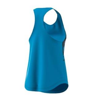 ADIDAS - Achselshirt Essentials Season - Blau und Schwarz