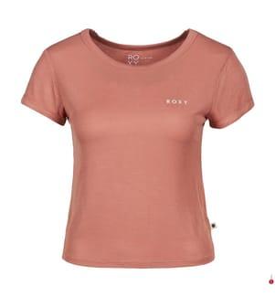 ROXY -   T-Shirt Frozen Day - Hellorange