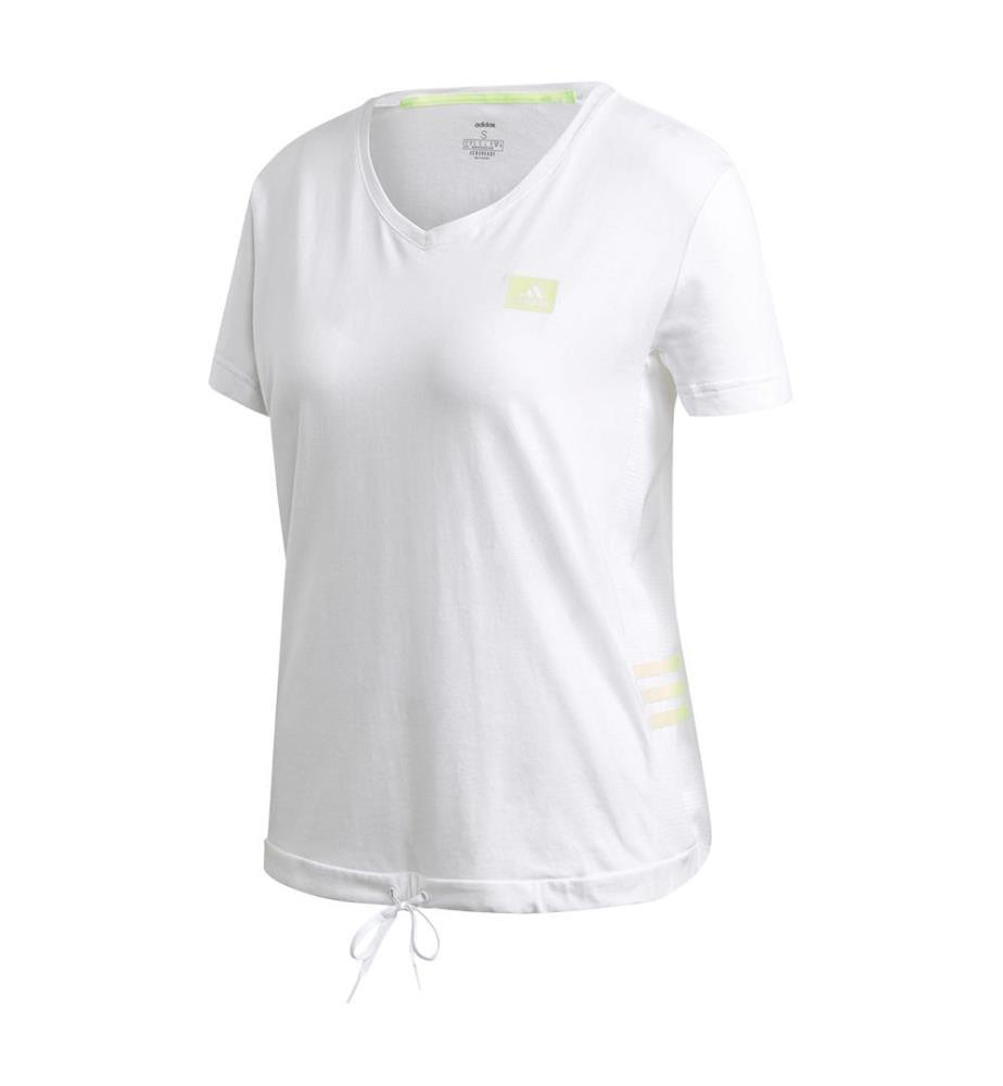 ADIDAS - T-Shirt GD4632 - Weiss