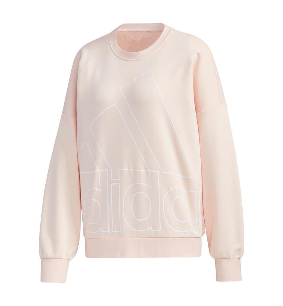 ADIDAS - Sweatshirt Graphic - Hellrosa