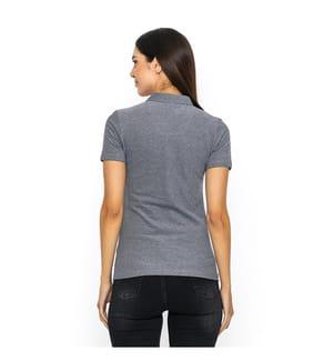 GIORGIO DI MARE - Oxford Polo Shirt, kurzärmelig - Schwarz