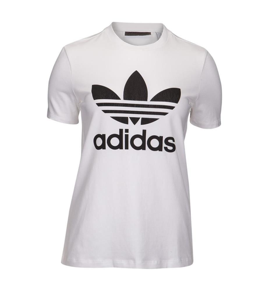 ADIDAS - T-Shirt Originals Adicolor Trefoil - Blanc