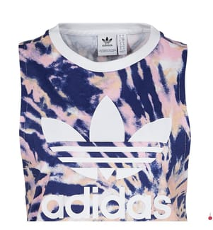 ADIDAS - Achselshirt Loose fit - Multicolor