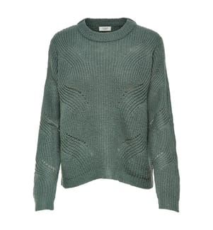 JACQUELINE DE YONG - Pullover New Daisy - Khaki