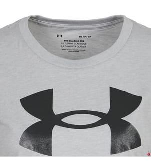 UNDER ARMOUR - T-Shirt UA Sportstyle Graphic - Grau