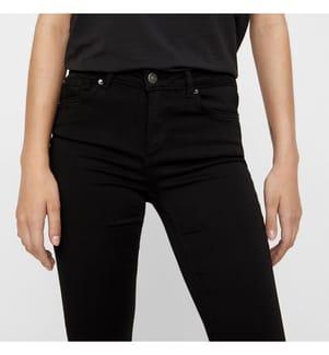 VERO MODA - Jeans Lux - Schwarz